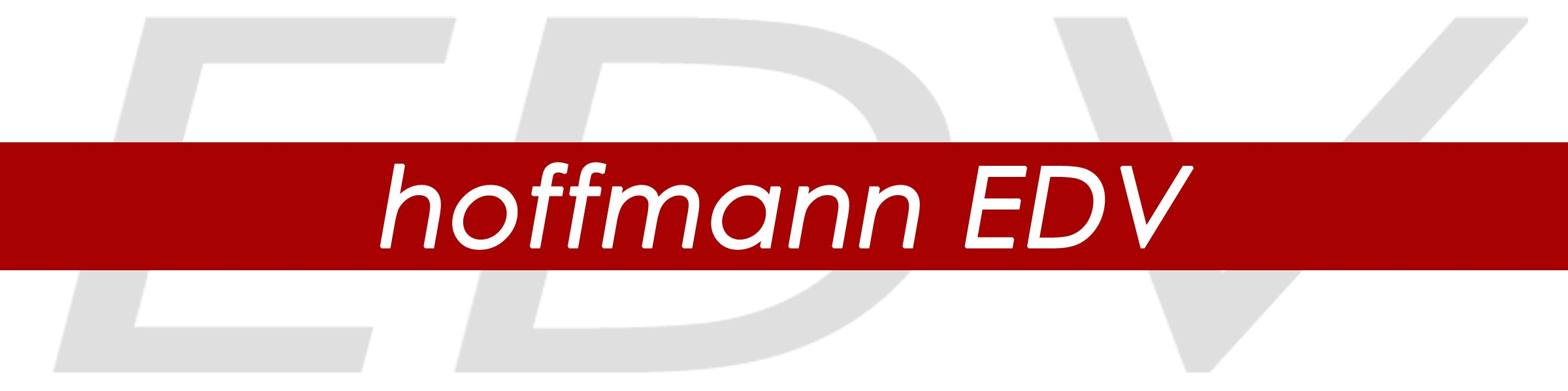 hoffmann-EDV